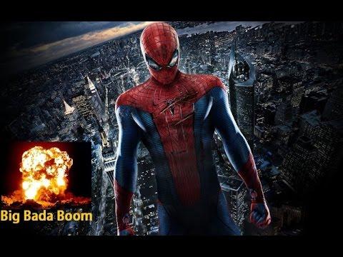 (Игры про супер героев) обзор игры the amazing spider-man 2