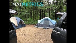 Camping  Honda Odyssey Custom Car Floor Mats - MatMetrics