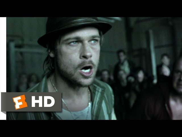 I'll Fight Ya For It - Snatch. (2/8) Movie CLIP (2000) HD