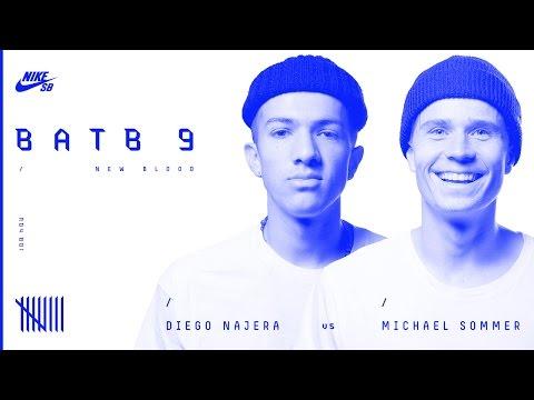 BATB9 | Diego Najera Vs Michael Sommer - Finals