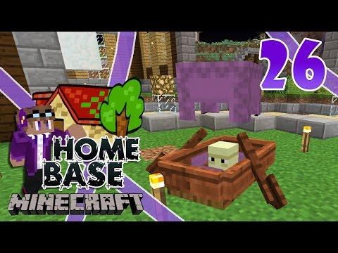 Home Base EP26 - 搬隻Shulker返屋企~ [Minecraft]