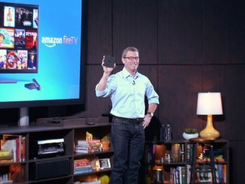 CNET News - Amazon unveils the FireTV