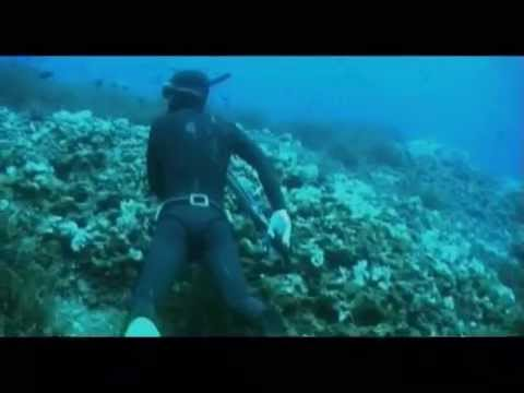 Trailer de Pesca Submarina en Grecia