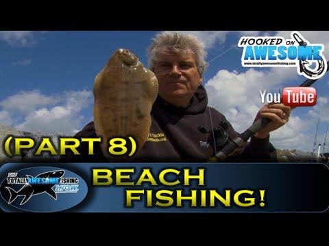 Beach fishing tips (Part 8) - SOLE TIPS - TAFishing Show
