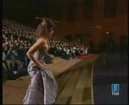 Penelope Cruz Goya a la Mejor Actriz