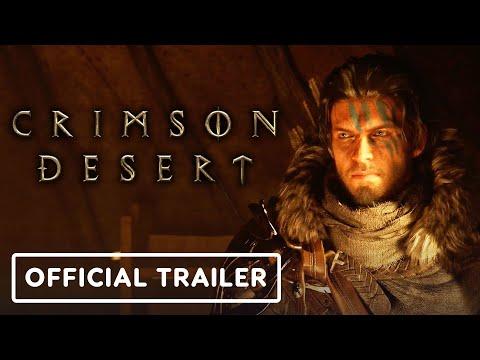 Crimson Desert - Official Gameplay Reveal Trailer   Game Awards 2020