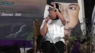 Mauidhoh KH Hammad Haris Dimyathi dalam Rangka Pengajian tasyakran Musholla Al-Amin