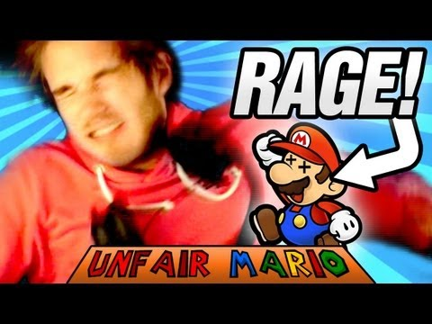 SANITY BROKEN! - Unfair Mario - Part 2