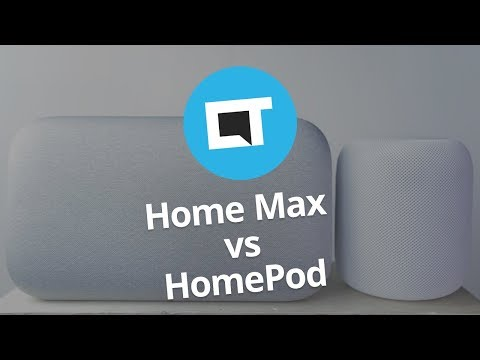 Google Home Max vs Apple HomePod [Comparativo]