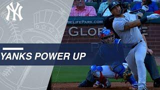 Yankees power bats make franchise history