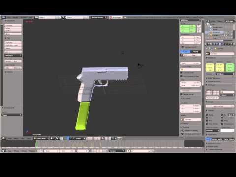 Gun Animation ( P250 Model )