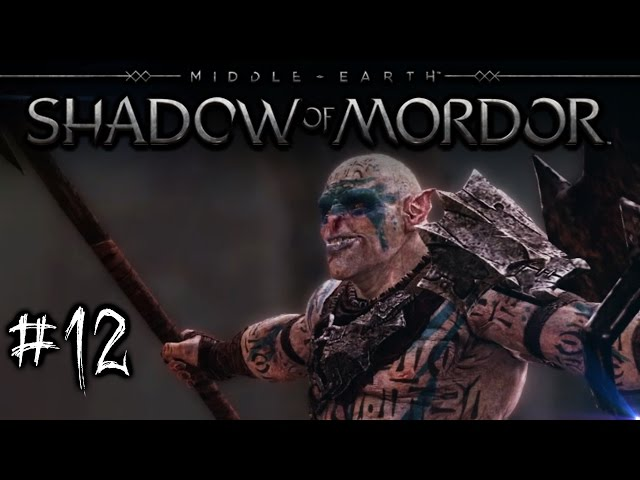 Duel Interruption - Middle Earth: Shadow of Mordor Ep. 12