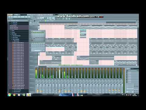 Clip video J' Reste Debout Sexion d' assaut FL Studio Instrumental - Musique Gratuite Muzikoo