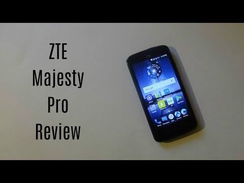 ZTE Majesty Pro Review
