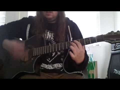 Godsmack - Keep Away (acoustic Cover) video
