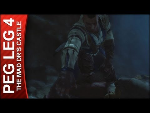 Assassin's Creed 3 Walkthrough - Peg Leg Mission 4 - The Mad Doctor's