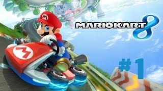 """Let's Play FR #1 Mario Kart 8 Wii U - """" Comment débloquer bébé harmonie ? """""""