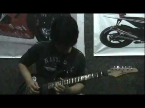 Ucamp - Dimana (guitar & Solo Cover) video