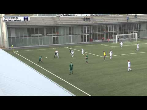 FSF Varpið: UEFA U16 Faroe Islands - Northern Ireland. Development Tournament