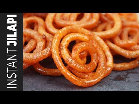 ইনস্ট্যান্ট জিলাপি | ইফতার রেসিপি | Jilapi | Instant Crispy Jalebi Recipe| Bangladeshi Jilapi Recipe
