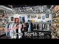 THE BEST SNEAKER SHOPS EP. 1 TRUE NORTH SA, SAN ANTONIO, TX. SUPREME FOR DAYS.