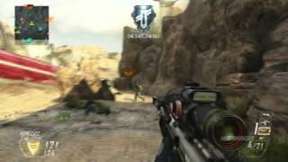 Black Ops 2 Epic Sniper Kill Feed! DSR 50