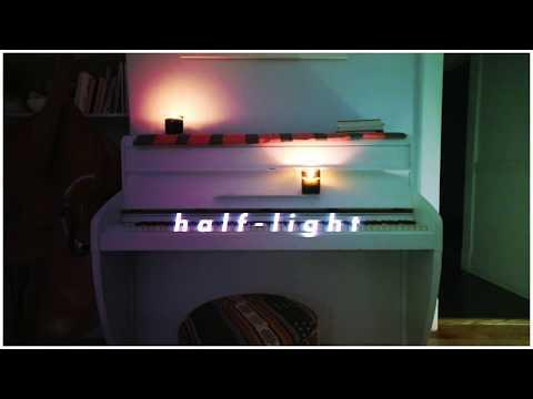 "Rostam - ""Half-Light"" ft. Kelly Zutrau of 'Wet' (Lyric Video)"