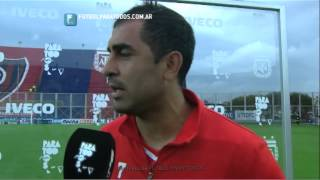 """Montenegro: """"Confiar en lo que tenemos"""". San Lorenzo 1 - Independiente 2. Fecha 12. FPT"""