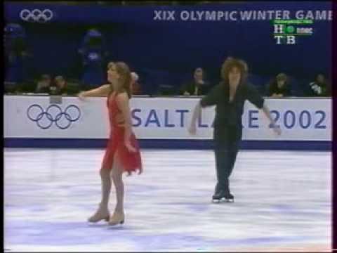 Olympics 2002 FD Naomi Lang & Peter Tchernyshev.