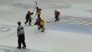 Gyerekvilágbajnokság Döntő. U12. 2018.04.14-15 Németország - Kanada