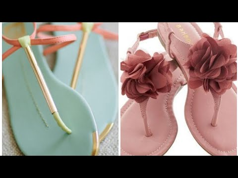Stylish sandal collection|| Most trending shoe fashion this summer || Latest designs