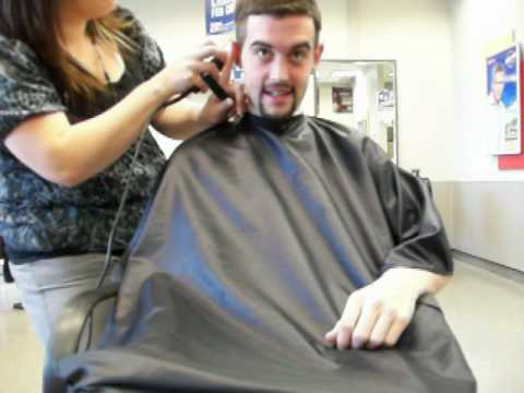 Time To Cut The Mullet!! (04-20-10)