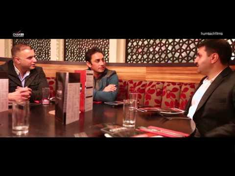 Saeed Ajmal visits Chak89