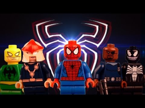 LEGO ULTIMATE SPIDERMAN EPISODE 1 BATTLE OF DOC OCK