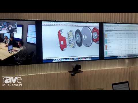 "InfoComm 2014: Oblong Industries Presents the ""Mezzanine"" Collaborative Environment"