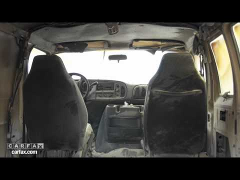 Incredible Story of Burned-Out Van From Unfixed Recall