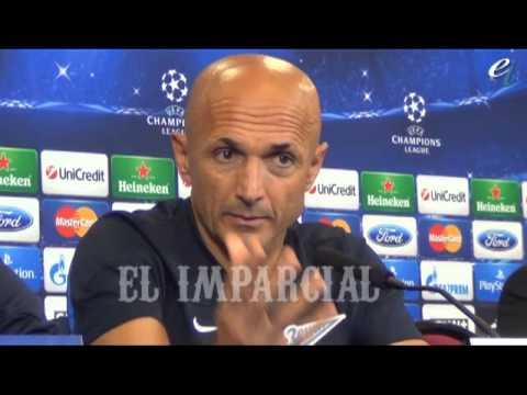 AT.MADRID-ZENIT - Luciano Spalletti
