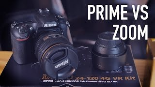 Prime Lenses VS Zoom Lenses: Which Is Best For You | Photography Tutorial