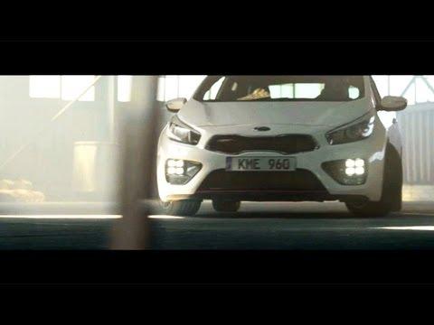 2014 Kia pro cee'd GT - Promo