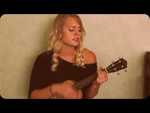 Diamonds By Rihanna - (ukulele Cover By Stormy Amorette) video