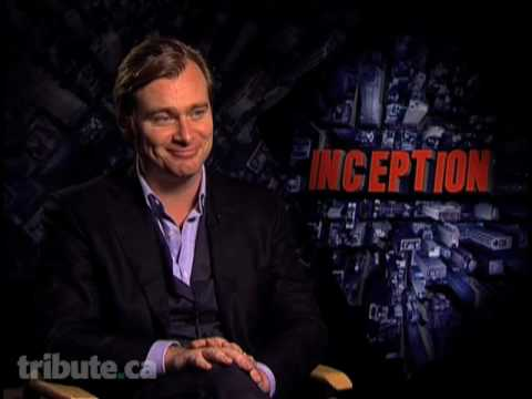 Christopher Nolan: Director - Inception Interview