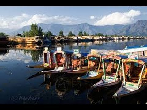 DAL LAKE`S BEAUTY-JAMMU & KASHMIR