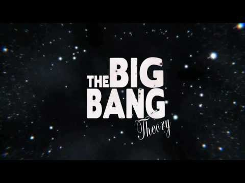 The Big Bang Theory Kinetic Typography