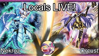 LOCALS LIVE! EPISODE 6 - Nekroz vs. Orcust