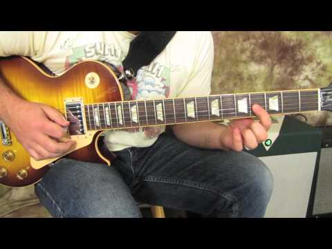 Intermediate - Advanced - Guitar Lessons - Scales - Modes - Mixolydian For Rock Blues Jazz