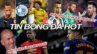Tin bóng đá 23/03|Sancho thả thính MU,Zidane không chọn Pogba,Barca chấp nhận bán cắt lỗ Coutinho