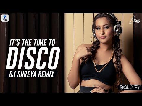 It's The Time To Disco (Remix) - DJ Shreya | Kal Ho Naa Ho | Shahrukh Khan | Preity Zinta | Saif