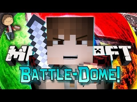 Minecraft: BATTLE-CHROME-DOME w/Mitch & Friends Part 2 – SKY WAR!