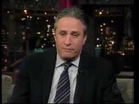 John Stewart:Liberal yes,funny yes, smart noo
