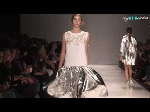 Joe Fresh Catwalk WMCFW Fashion Week Toronto S/S 2013